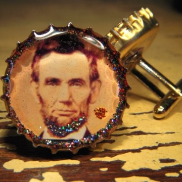 Lincoln Cuff Links