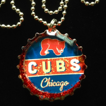 Go Cubs! Necklace